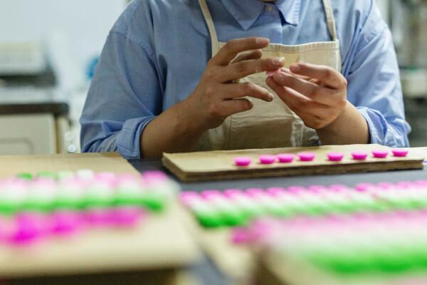 日本古来の菓子文化を後世へと